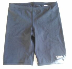 Boys Junior Speedo Endurance Shorts Navy (8yrs)