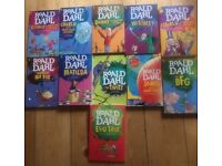 Roald Dahl 11 paperbacks all new