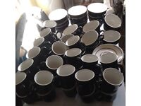 Crockery approx 60 pieces