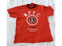 NOTTINGHAM FOREST NFFC t-shirt sz S tricky trees 1865