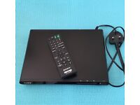 Sony DVD player, slimline, bargain at only £25, no time wasters please Works perfect