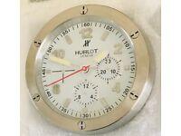 Rolex wall clock, Hublot wall clock, Tel 07884-015528, Best Quality Metal Clocks