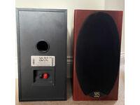 A Pair of Mordaunt Short MS 202 Speakers