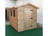 North Street Sheds Ltd. Custom made summerhouses and sheds