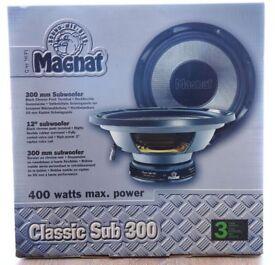 12 INCH SUBWOOFER - MAGNAT CLASSIC SUB 300 - 400 WATTS MAX