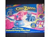 CraZsand - Glitter Pony Sand