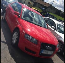Audi A3 limited addition