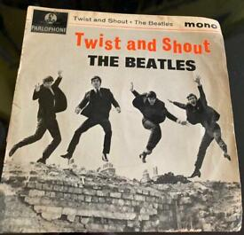 The Beatles twist & shout 7 inch
