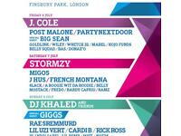 Friday wireless ticket (SOLD OUT)