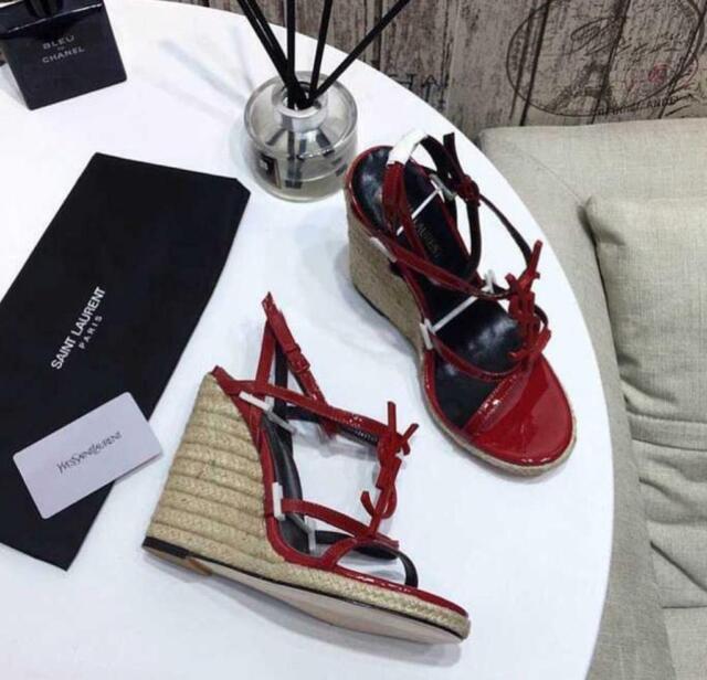 65df7ee76 YSL Wedge Shoes | in Huddersfield, West Yorkshire | Gumtree