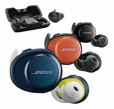 Bose SoundSport Free True Wireless Headphones Sport Performance With Charge Case