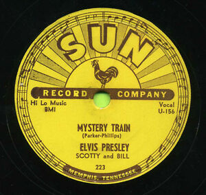 ELVIS-PRESLEY-Mystery-Train-I-Forgot-To-Remember-ROCKABILLY-78-RPM-RECORD