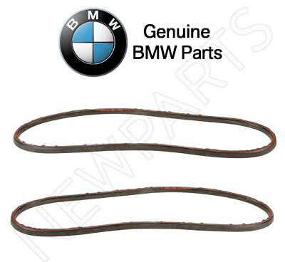 - For BMW E46 323Ci 323i 325i 330i M3 Set of 2 Headlight Lens Seal Gaskets Genuine
