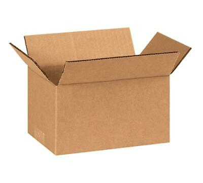 10-200 10x10x10 Cardboard Packing Mailing Shipping Corrugated Box Cartons Moving