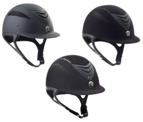 One K Defender Helmet Long Oval (Suede, Matte, or Swarovski)