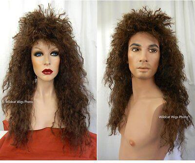 Heavy Metal BETTER Costume Wig ..  Bon Jovi, Van Halen, Heart etc. Unisex! *](Best Costume Wigs)