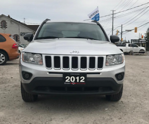 ⭐️⭐️2012 Jeep Compass⭐️⭐️BAD CREDIT APPROVAL GUARANTEED