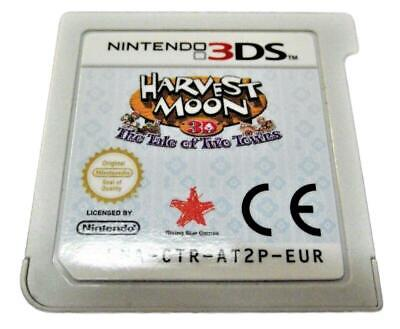 Harvest Moon The Tale of Two Towns Nintendo 3DS 2DS (Cartridge Only) comprar usado  Enviando para Brazil