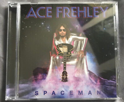 Ace Frehley - Spaceman Audio CD Brand New Sealed