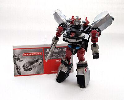 2008 Hasbro Transformers Universe Classics Autobot Silverstreak Deluxe Figure