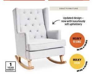 Outstanding Aldi Rocking Chair Armchairs Gumtree Australia Bayswater Creativecarmelina Interior Chair Design Creativecarmelinacom