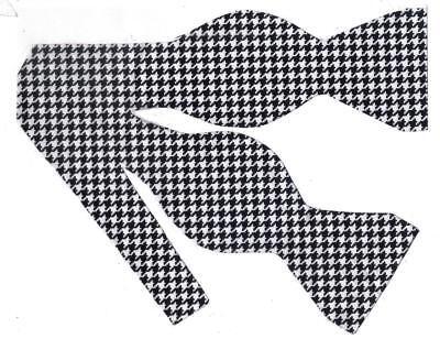 Black & White Bow tie / Black & White 1/3
