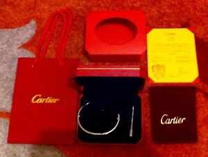 CARTIER LOVE BRACELETS (18K) ALL SIZES