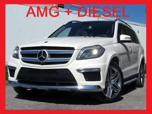 2015 Mercedes-Benz GL-Class GL350 BLUETEC+AMG+LOADED+WARRANTY