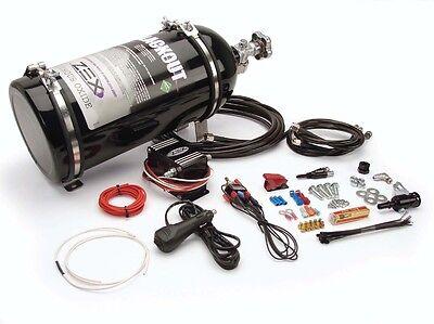 ZEX Blackout LS Direct Port Nitrous System LS1 LS2 LS3 LS7 LSX Camaro Corvette Direct Port Nitrous System