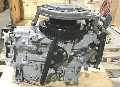 Hale P250 Fire Pump Engine Omc Model 55p10a 55 Horse Power