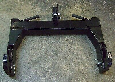 3 Point Quick Hitch Attachment CAT 1 Tractor Implements **NEW* **FAST SHIPPING**