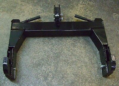 3 Point Quick Hitch Attachment Cat 1 Tractor Implements New Fast Shipping