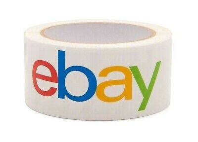 Ebay Branded Mailing Packing Tape Package 2 X 75 Yds Classic Shipping Supplies