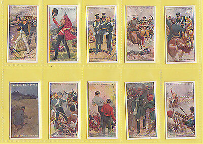 MILITARY  -  PLAYERS  -  RARE  SET  OF  25  VICTORIA  CROSS  CARDS  -  1914