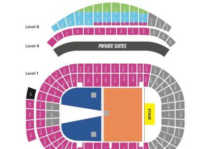 Ed Sheeran tickets - Sat March 17