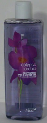 Orchid Vitamins - Ulta CALYPSO ORCHID Rejuvenating Bath & Shower Gel Vitamin E and Ginger