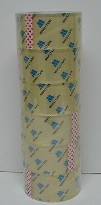 6 Rolls Box Packaging Tape  2