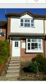 2 bedroom beautiful house £1350