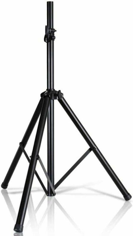 5 Core 1 PIECE Tripod Speaker Stand 132LB Load Audio Stage Monitor Mount DJ