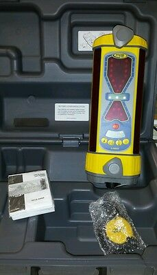 Spectra Precision Lr60-1 Machine Control Receiver Alkaline Battery Laser Level