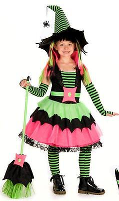 Spiderina Witch Costume Princess Paradise Chasing Fireflies 3 4 5 6 7 8 9 10 12 - Spiderina Witch Costume