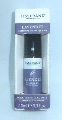 Tisserand Lavender Essential Oil Roller (Lavender Roller Ball)
