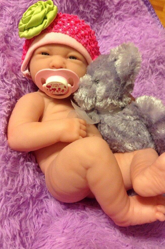 NEW~ Precious Preemie Berenguer La Newborn Doll Extras Accessories SUPER DEAL