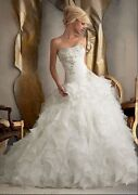 Ivory Wedding Dress Size 4
