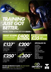 Coleshill Personal Training sessions to motivate you.