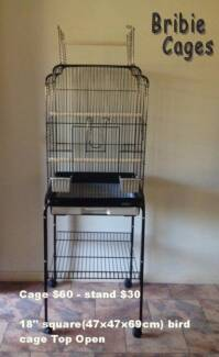 Open top bird cage Banksia Beach Caboolture Area Preview