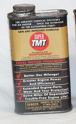 Sperry Owens Super Tmt Total Motor Oil Treatment Du Pont