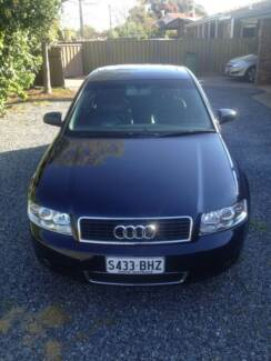 2003 Audi A4 Sedan Paradise Campbelltown Area Preview