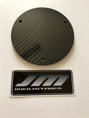 Yamaha Banshee Carbon Fiber Clutch Cover Insert Carbon Fiber Clutch Cover