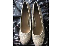 Selection of heels